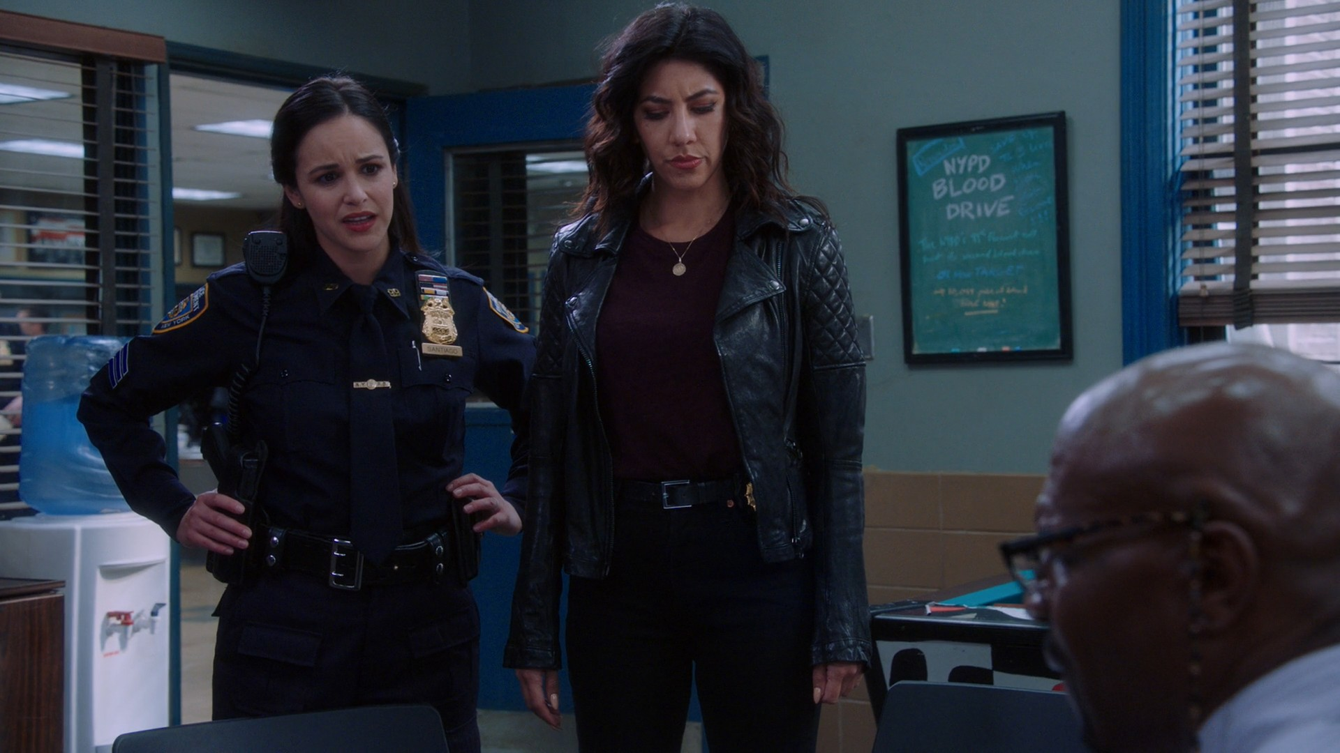 Stephanie Beatriz, Chelsea Peretti- Brooklyn Nine Nine S06E17-E18 (Season Finale)