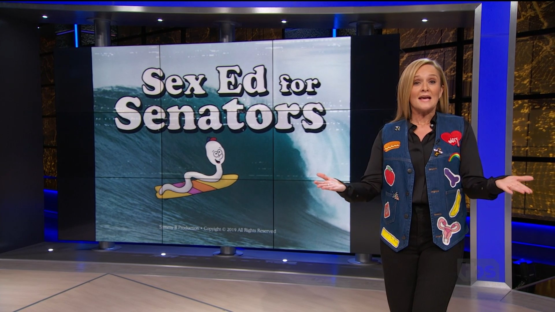 Samantha Bee- Full Frontal with Samantha Bee S04E11