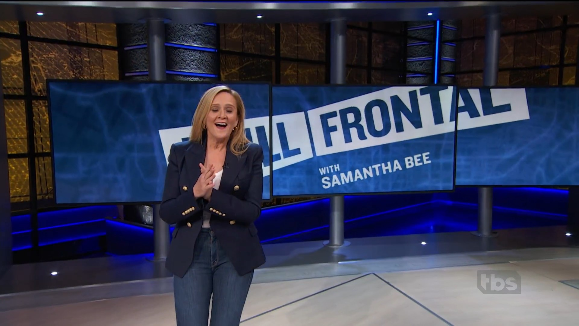 Samantha Bee- Full Frontal with Samantha Bee S04E15