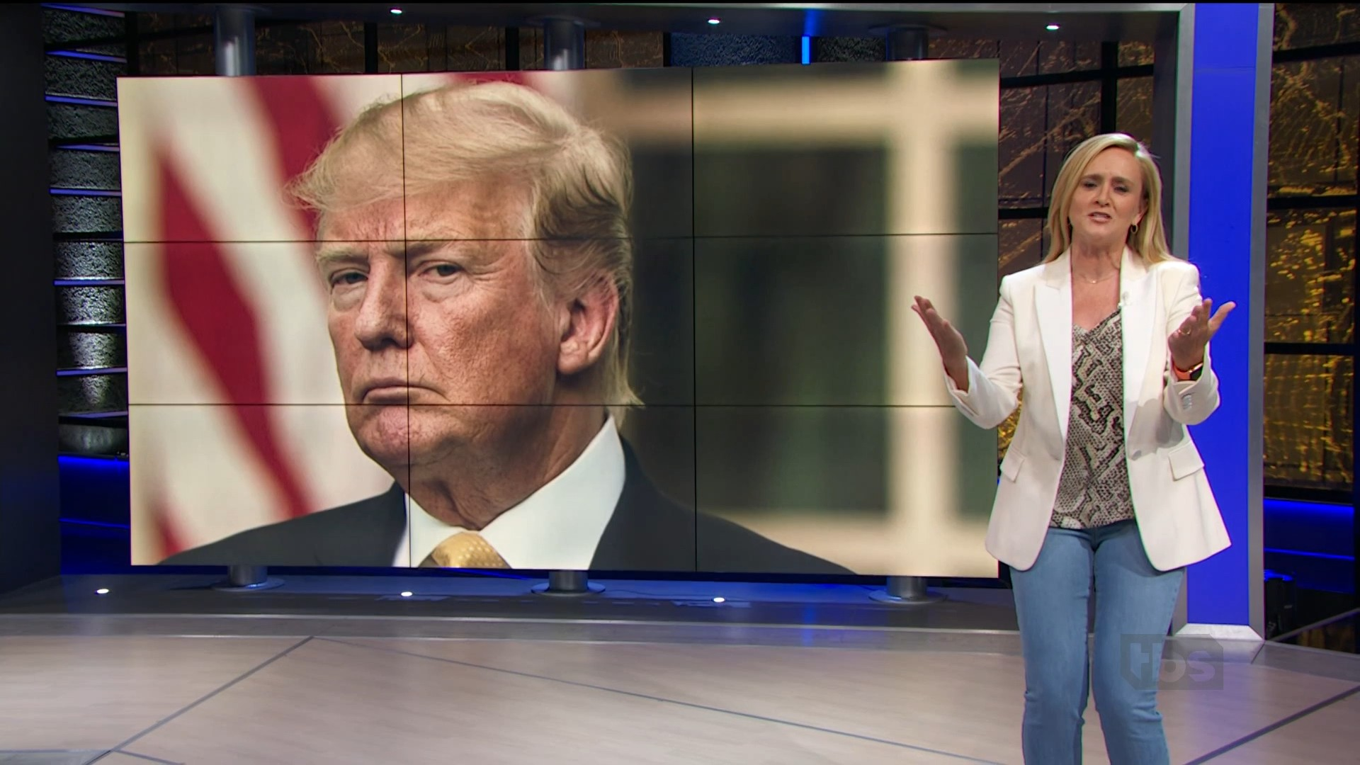 Samantha Bee- Full Frontal with Samantha Bee S04E16