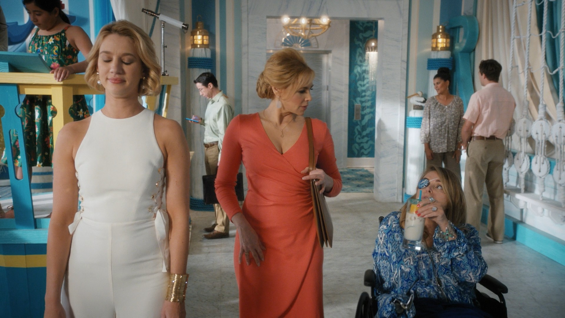 Gina Rodriguez, Yael Grobglas- Jane The Virgin S05E15-E16