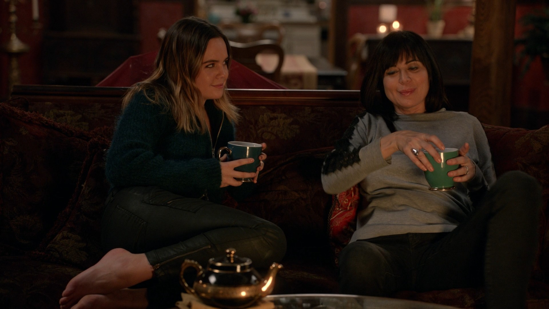 Catherine Bell, Bailee Madison, Alexandra Beaton- Good Witch S05E08-E10 (Season Finale, Part 2)