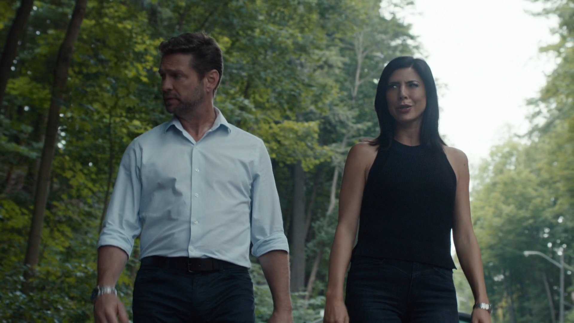 Cindy Sampson- Private Eyes S03E10-E12 (Season Finale, Part 1)