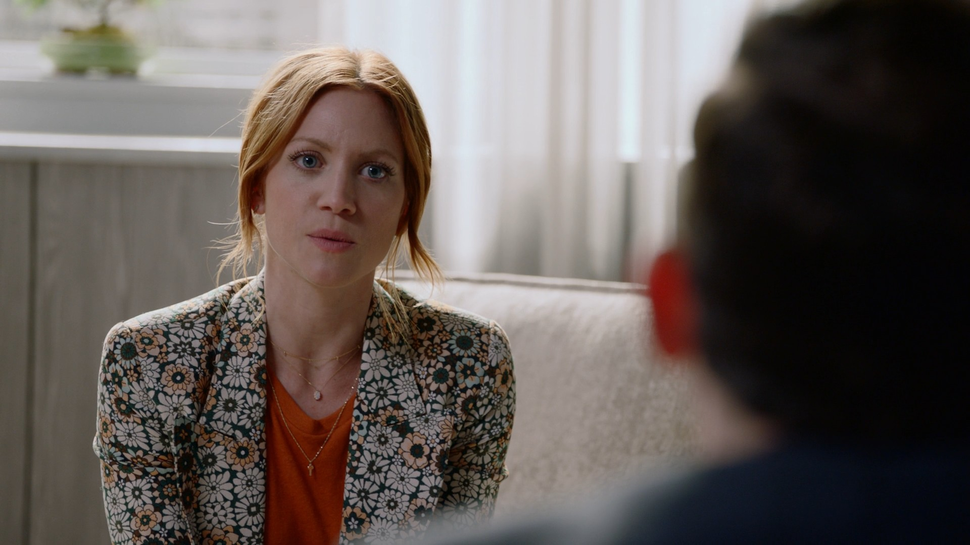 Brittany Snow, Emily Osment- Almost Family S01E04
