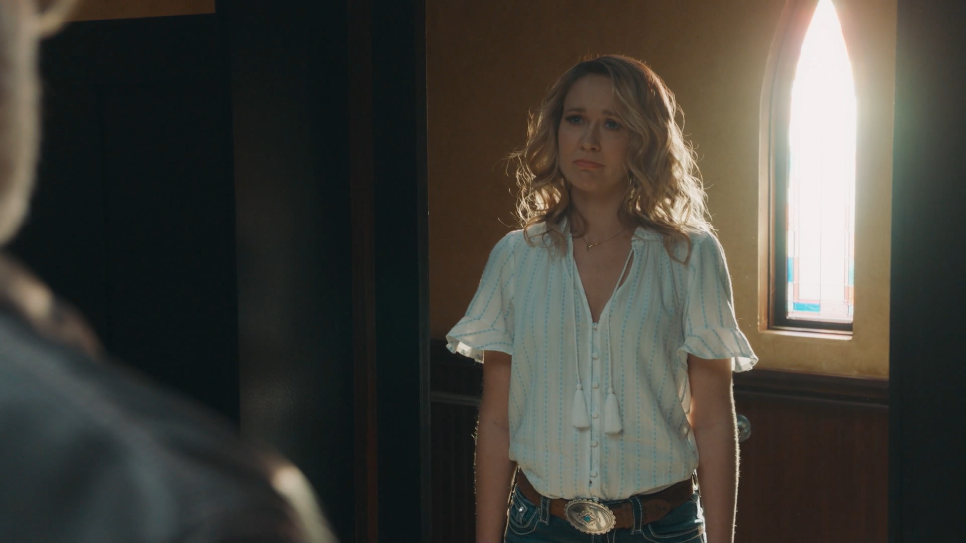 Anna Camp- Perfect Harmony S01E07