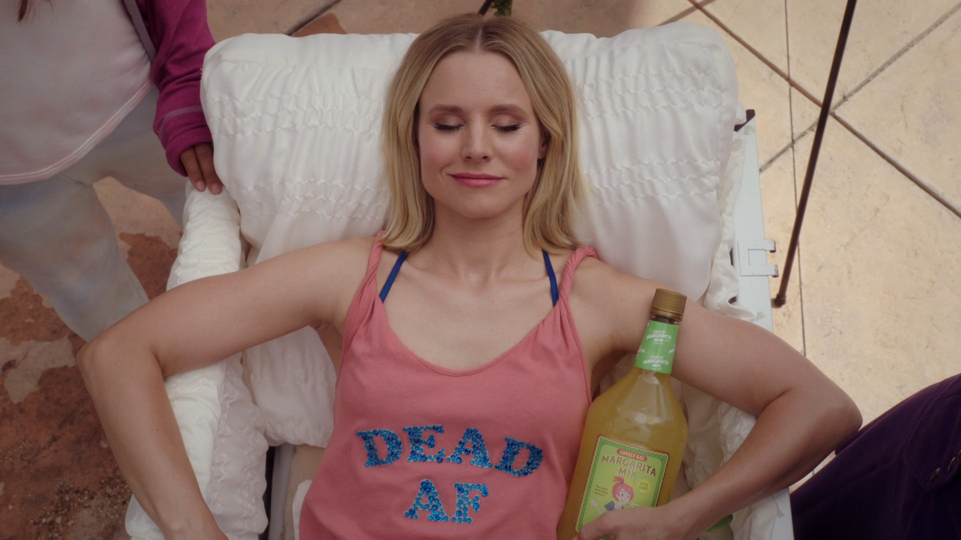 Kristen Bell- The Good Place S04E08