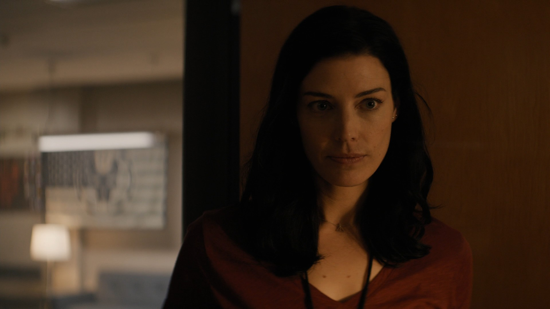 Jessica Paré- Seal Team S03E10