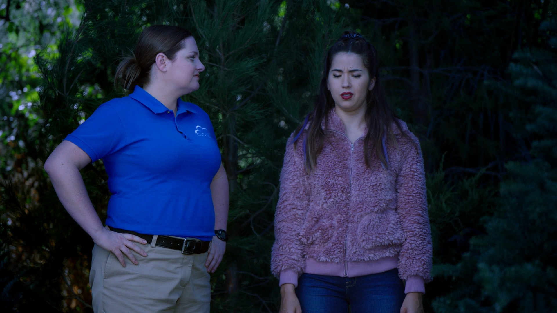 America Ferrera, Nichole Bloom- Superstore S05E10