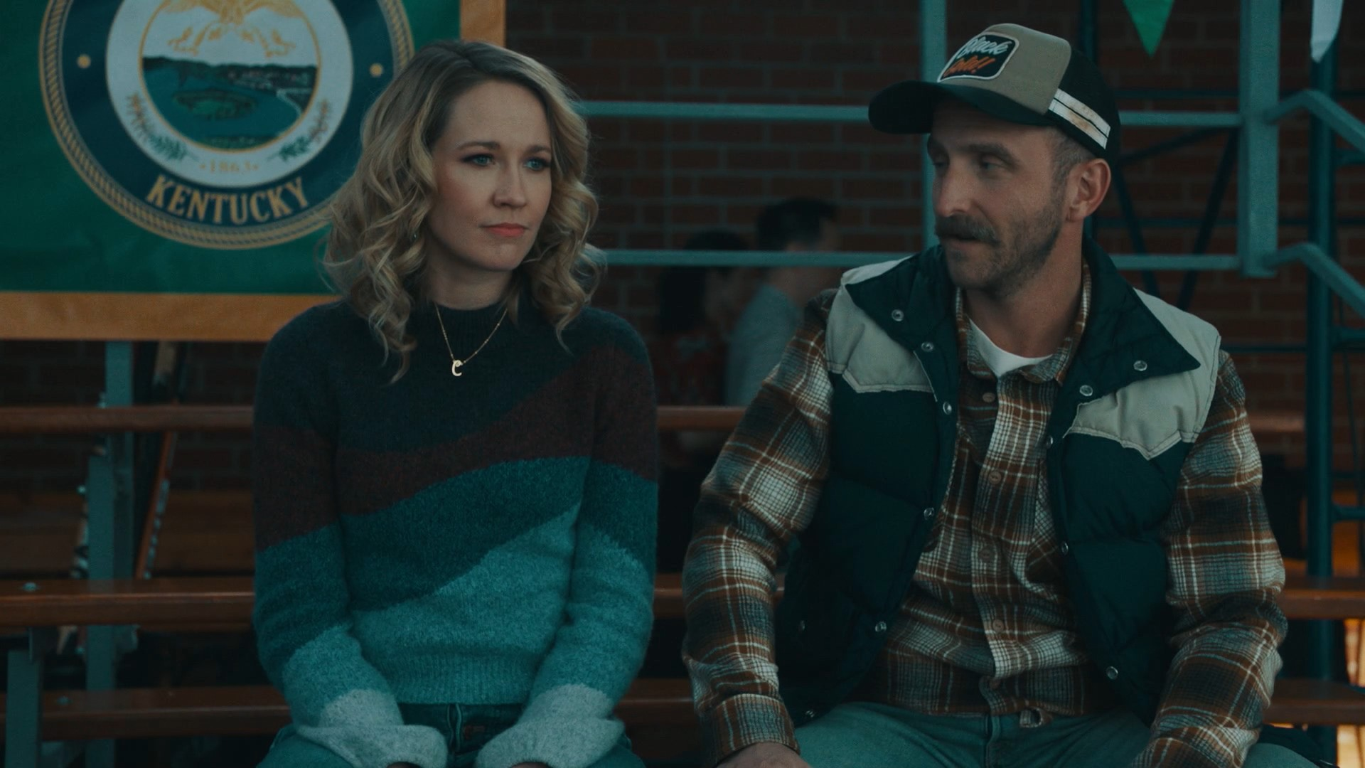 Anna Camp- Perfect Harmony S01E11