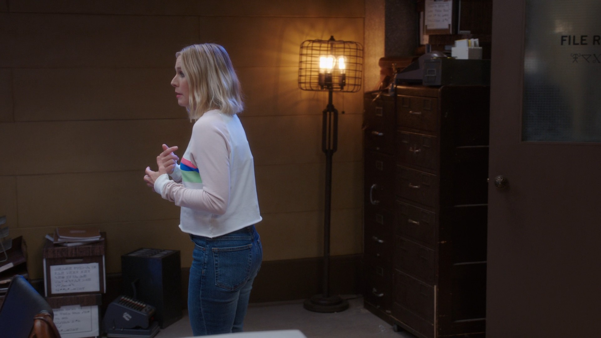 Kristen Bell- The Good Place S04E011