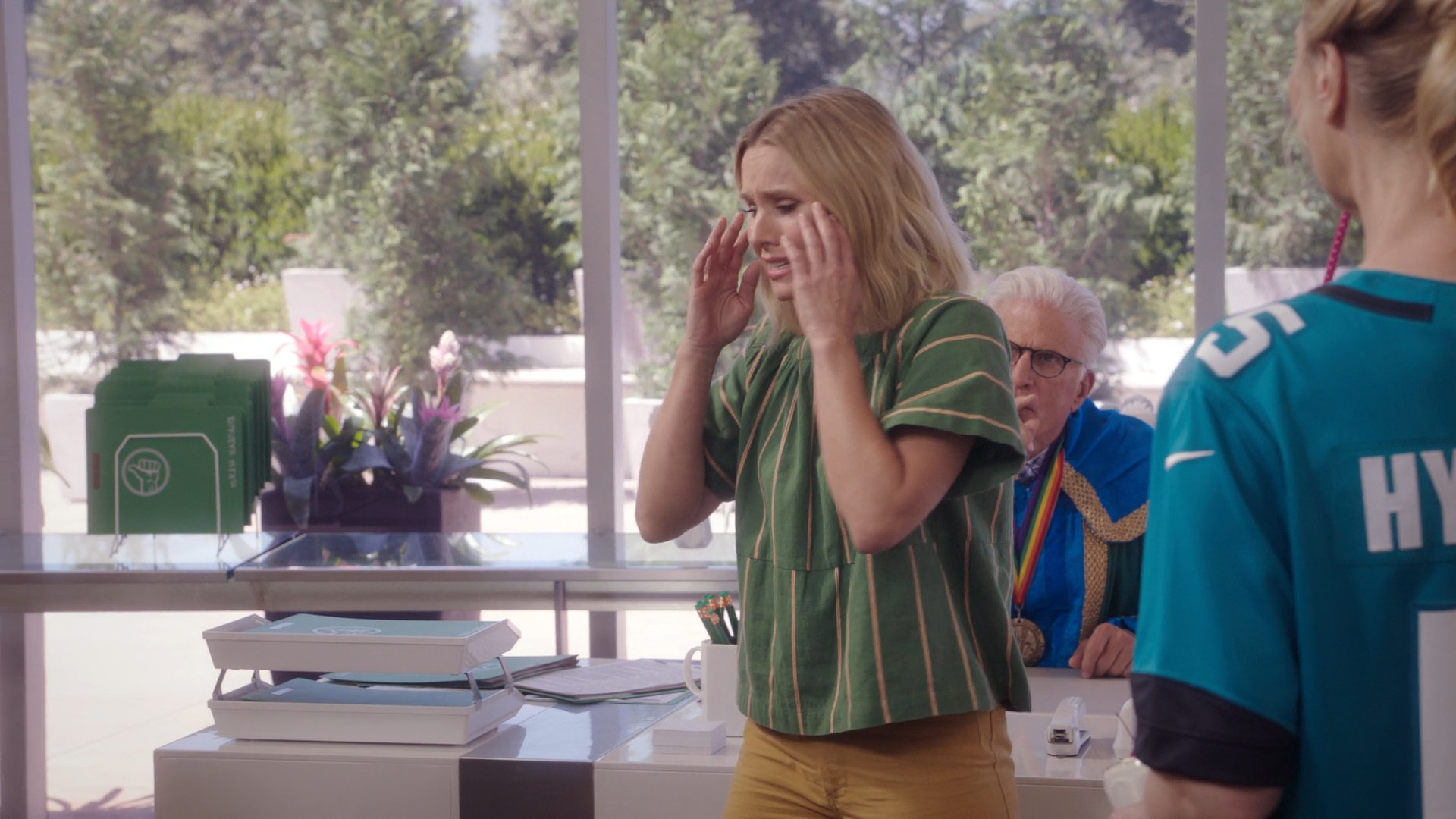 Kristen Bell- The Good Place S04E12