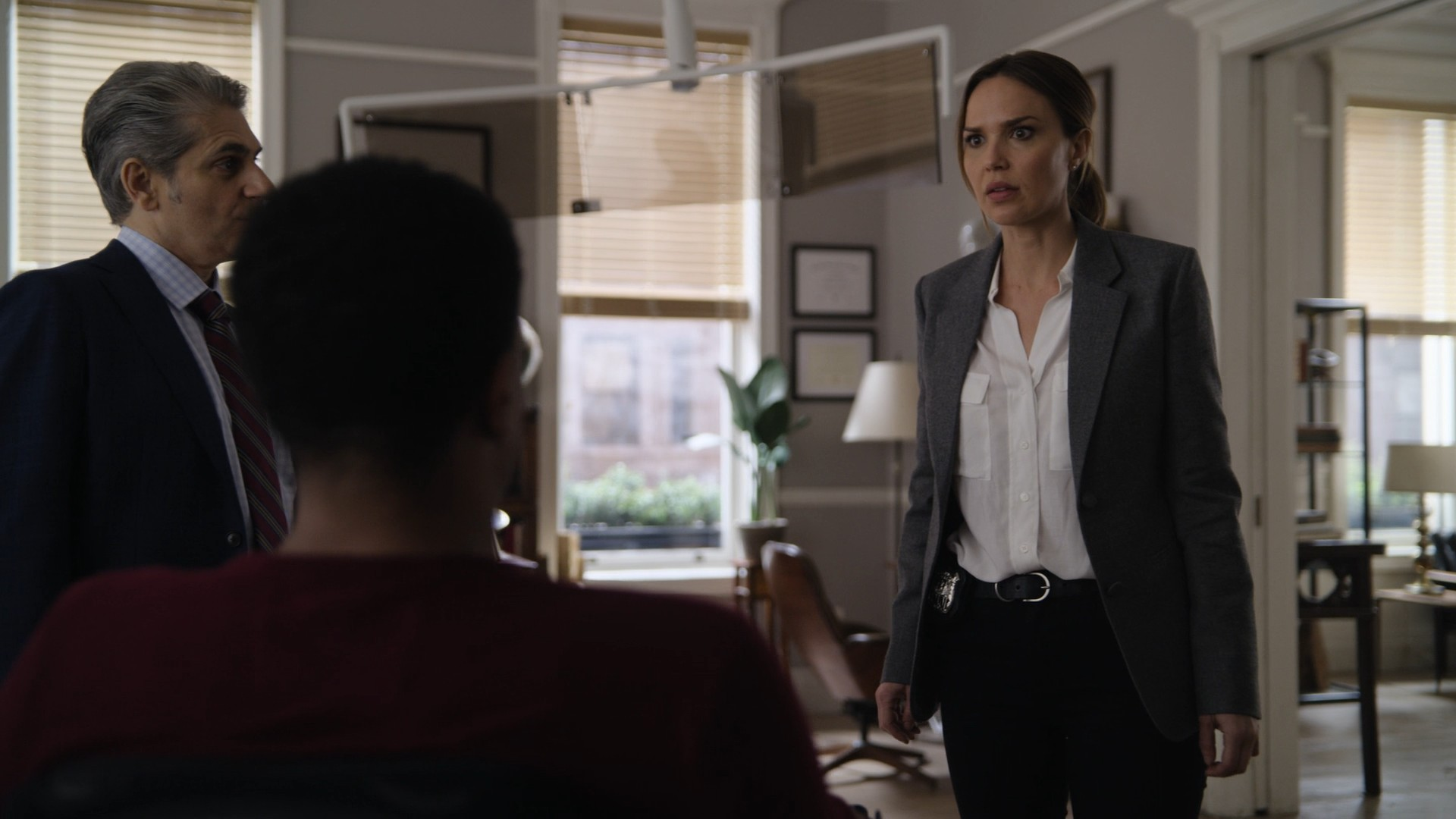 Arielle Kebbel- Lincoln Rhyme: Hunt for the Bone Collector S01E05