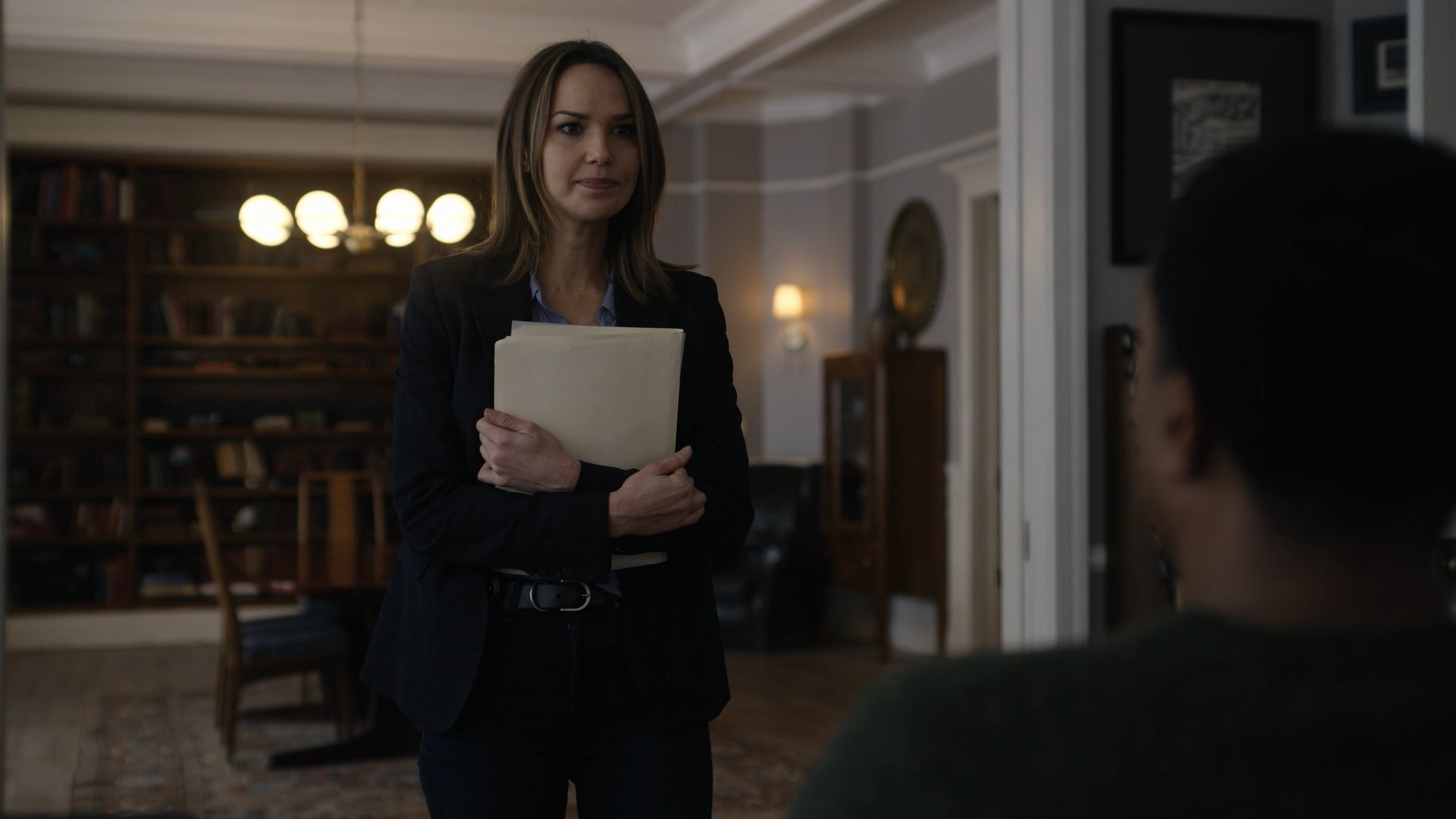 Arielle Kebbel- Lincoln Rhyme: Hunt for the Bone Collector S01E06