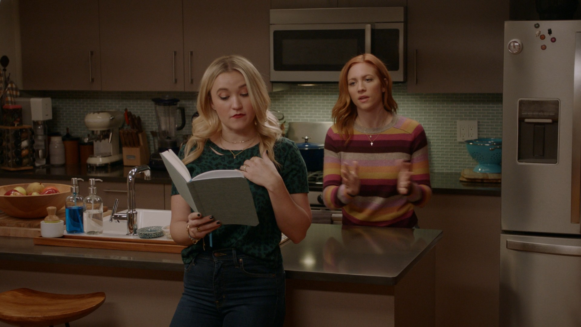 Brittany Snow, Emily Osment- Almost Family S01E12-E13