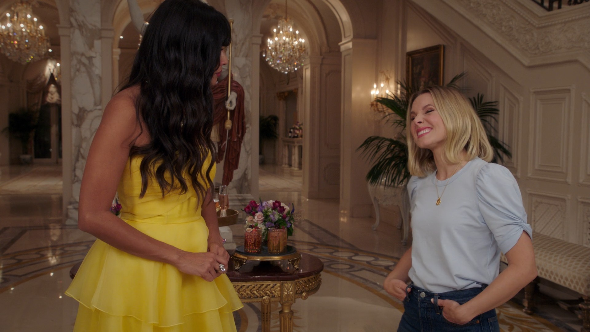 Kristen Bell- The Good Place S04E13-E14 (Series Finale)