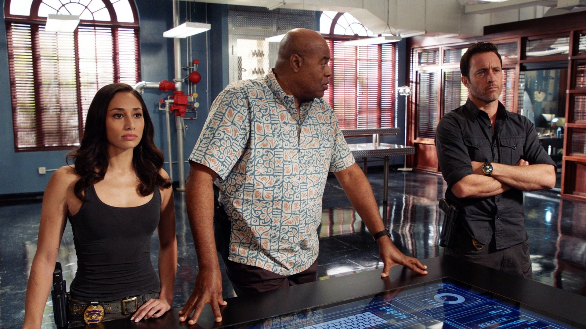 Meaghan Rath, Katrina Law- Hawaii Five-0 – S10E19