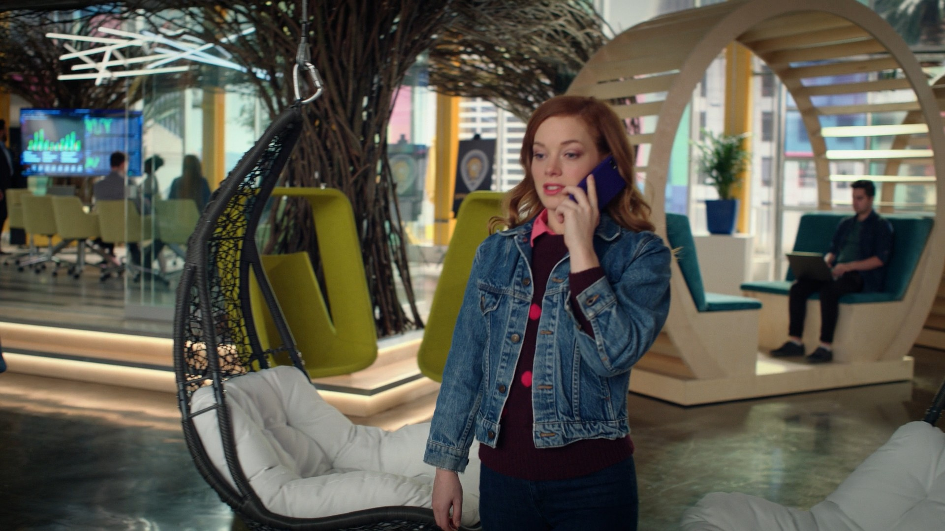 Jane Levy, India de Beaufort- Zoey's Extraordinary Playlist S01E06