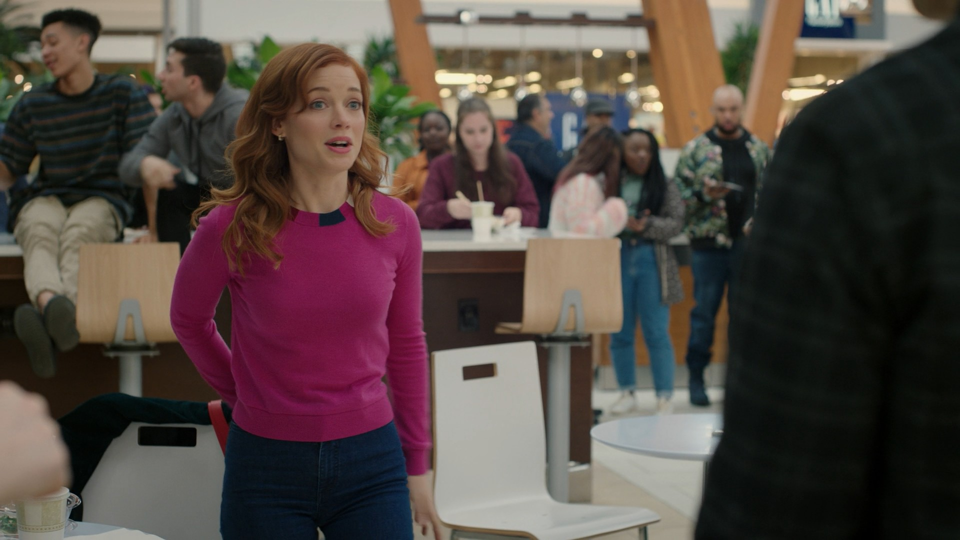 Jane Levy- Zoey's Extraordinary Playlist S01E07