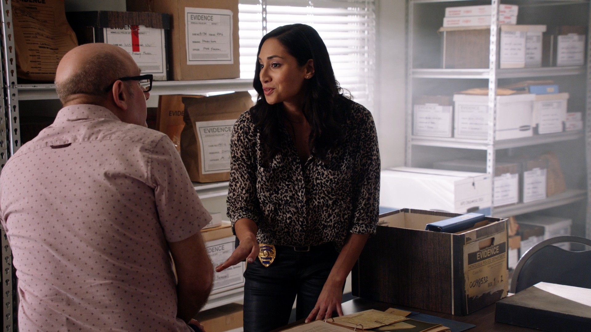 Meaghan Rath- Hawaii Five-0 – S10E20