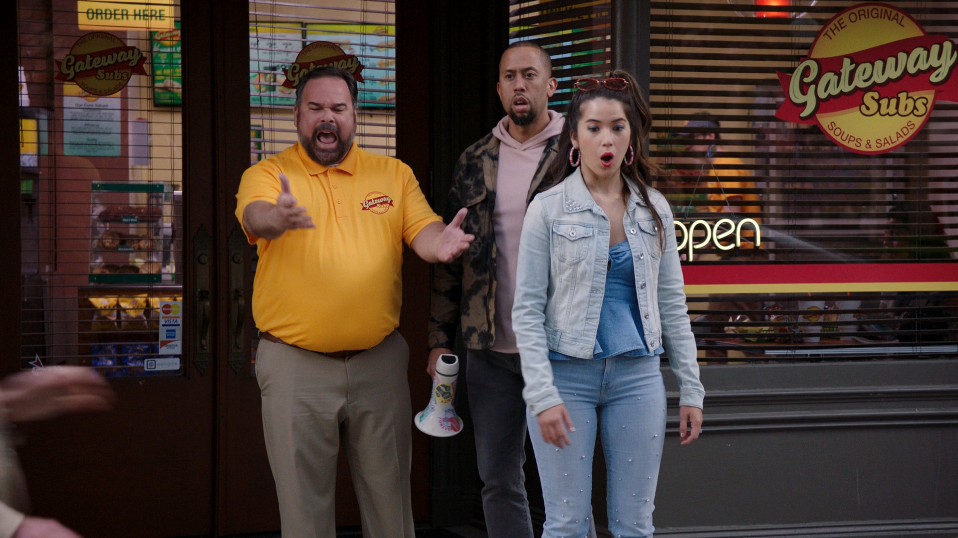 Nichole Bloom- Superstore S05E19