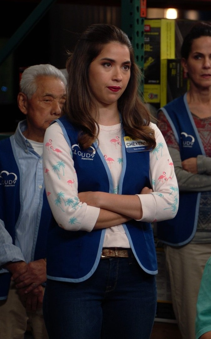 America Ferrera, Nichole Bloom- Superstore S05E20-E21 (Season Finale)