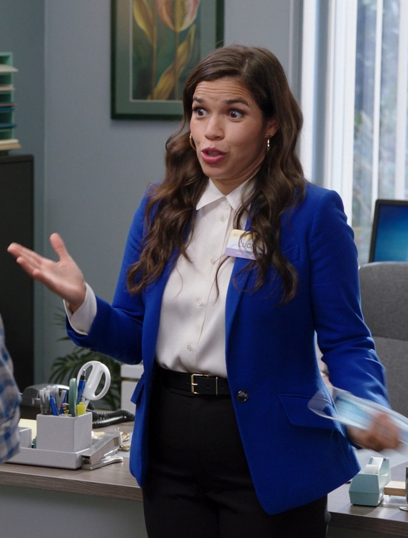America Ferrera, Nichole Bloom- Superstore S06E02