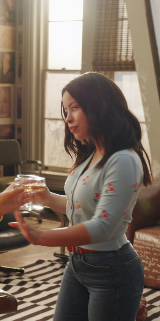Cierra Ramirez– Good Trouble S03E02-E03